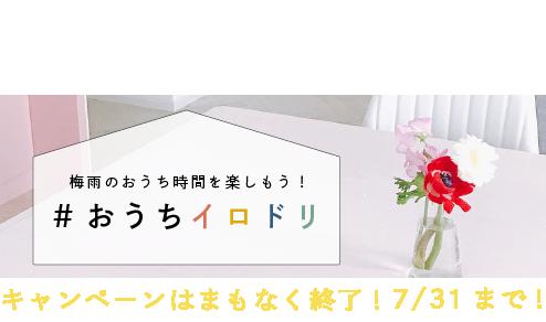おうちイロドリキャンペーン